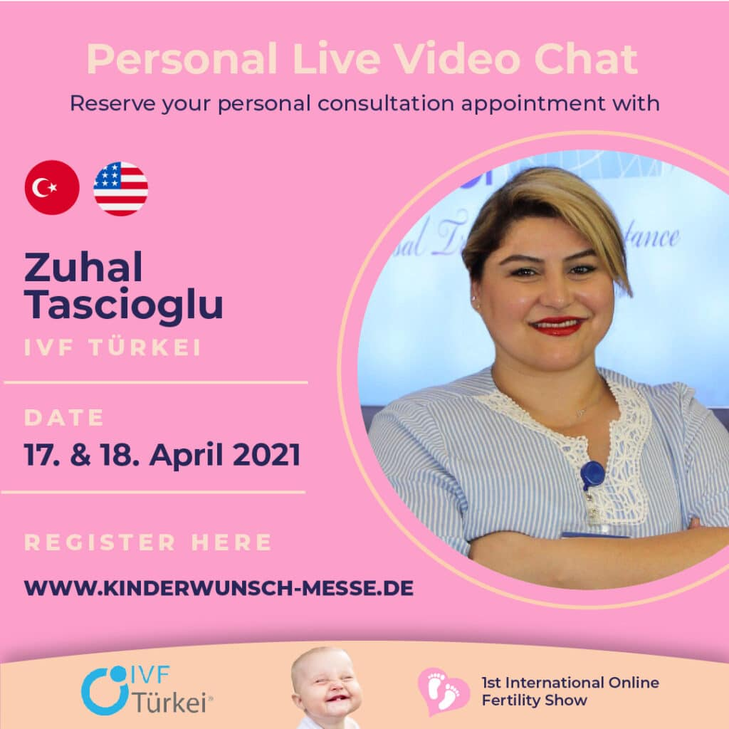 Personal Consultation with Zuhal Tascioglu, IVF Turkey