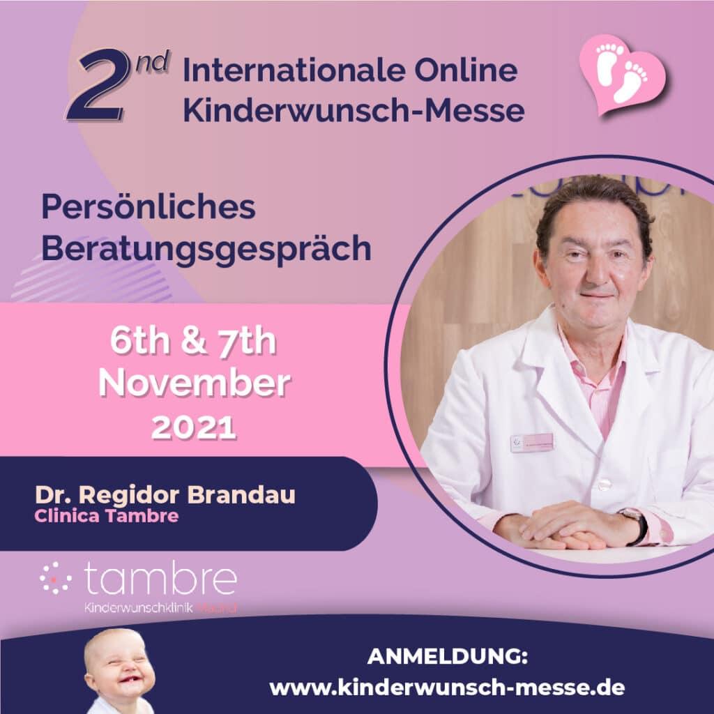 Beratungsgespräche - Dr. Regidor Brandau - Clinica Tambre
