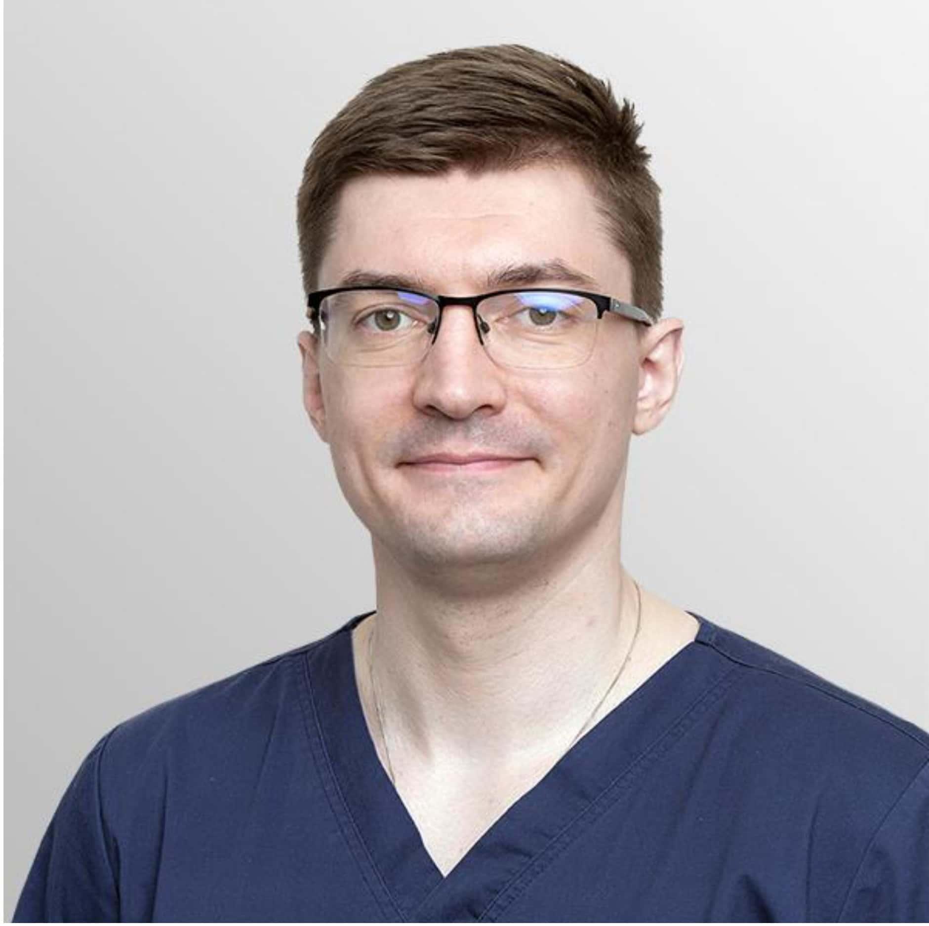 Reproductologist, PhD - Dmitry Gerkulov